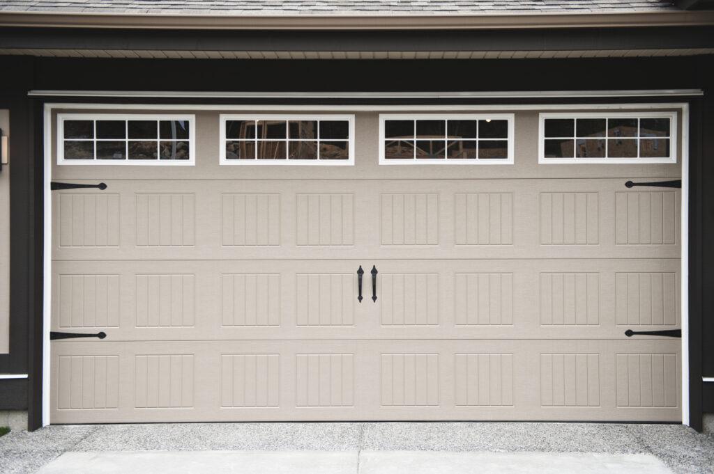 Ring in the new year with a new garage door arizona for Garage door installation peoria az