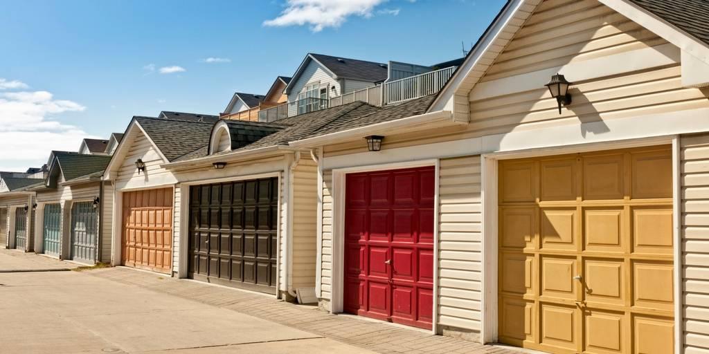 Four Garage Door Materials to Consider