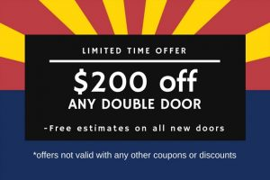 Double Door Offer