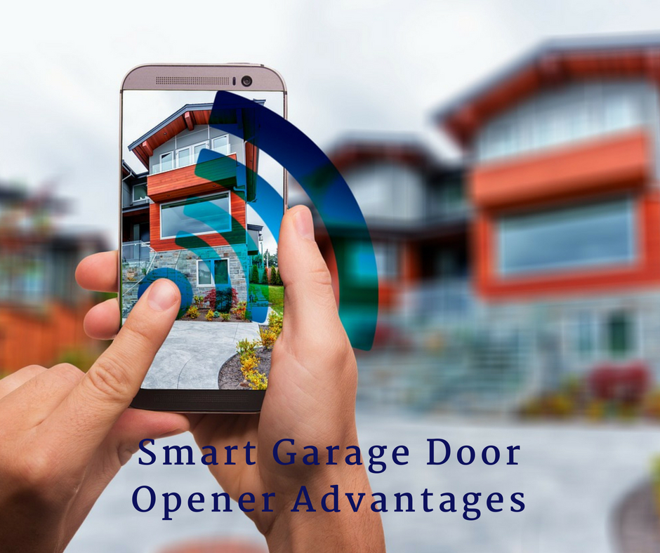 Smart Garage Door Opener Advantages
