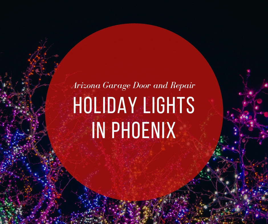 Holiday Lights in Phoenix
